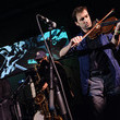 Andrew Bird and Joe Lovano Photos