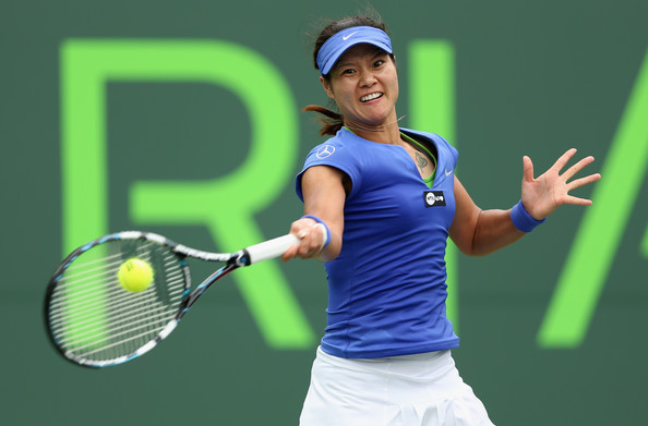 Chinese tennis starting to see benefits of commitment with a new star emerging