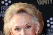 """Actress Tippi Hedren attends the 2013 TCM Classic Film Festival Opening Night Gala screening of """"Funny Girl"""" at the TCL Chinese Theatre on April 25, 2013 in Hollywood, California."""