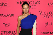 Adriana Lima in Emanuel Ungaro - Best Dressed at the Victoria's Secret After Party 2013