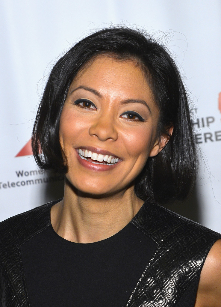 alex wagner in wict leadership conference day 1 zimbio