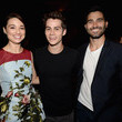 Crystal Reed and Dylan O'Brien Photos