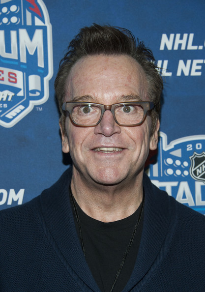Tom Arnold (actor) Coors Light NHL Stadium