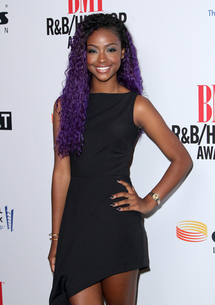 Recording artist Justine Skye attends the 2014 BMI R&B/Hip-Hop Awards at the Pantages Theatre on August 22, 2014 in Hollywood, California.