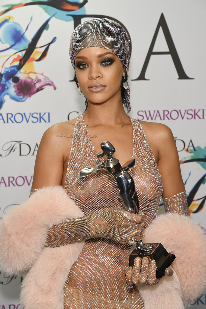 CFDA Fashion Awards' Winners Walk