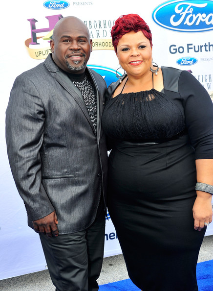 Mann attend the 2014 Ford Neighborhood Awards Hosted By Steve Harvey