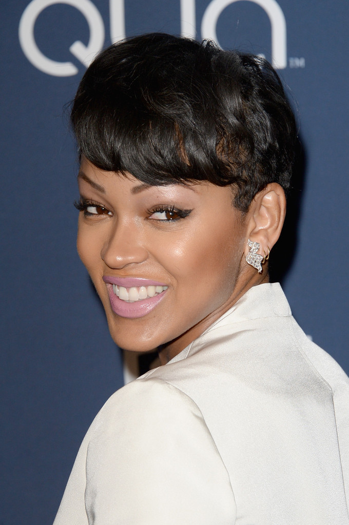 Meagan Good Photos Photos Arrivals At The Instyle Warner