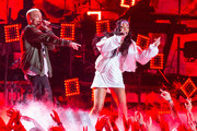 Sunday: Eminem and Rihanna - The Week In Pictures: April 18, 2014
