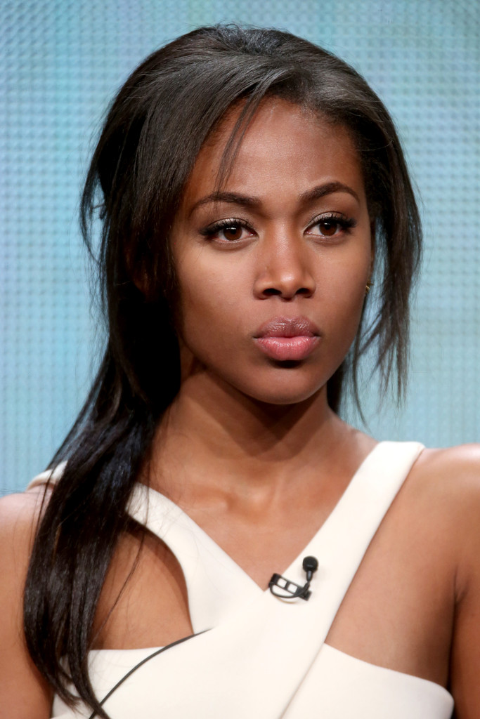 Nicole Beharie in 2014 Summer TCA Tour - Day 13 - Zimbio