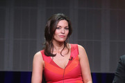 Actress Alana de la Garza speaks onstage at the 'Forever'' panel during the Disney/ABC Television Group portion of the 2014 Summer Television Critics Association at The Beverly Hilton Hotel on July 15, 2014 in Beverly Hills, California.