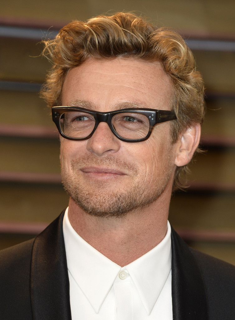 Simon Baker Photos Photos Stars At The Vanity Fair Oscar