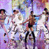 Ariana Grande Photos - Singer Ariana Grande performs onstage during the 2014 Victoria's Secret Fashion Show at Earl's Court Exhibition Centre on December 2, 2014 in London, England. - Victoria's Secret Fashion Show