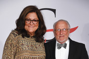 Fern Mallis and Stan Herman attend the 2015 CFDA Fashion Awards  at Alice Tully Hall at Lincoln Center on June 1, 2015 in New York City.