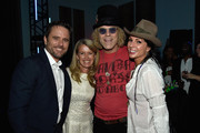 """""""Nashville's"""" Charles Esten, Patty Hanson, Big & Rich's Big Kenny Alphin, and Christiev Carothers attend the 2015 CMT Music Awards After Party at the Hutton Hotel on June 10, 2015 in Nashville, Tennessee."""