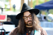 Musician Sean Lennon of The Ghost of a Saber Tooth Tiger performs onstage during day 1 of the 2015 Coachella Valley Music & Arts Festival (Weekend 1) at the Empire Polo Club on April 10, 2015 in Indio, California.
