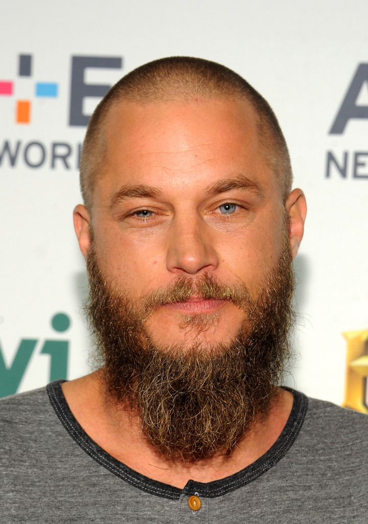 Travis Fimmel Photos Photos 2015 A E Networks Upfront