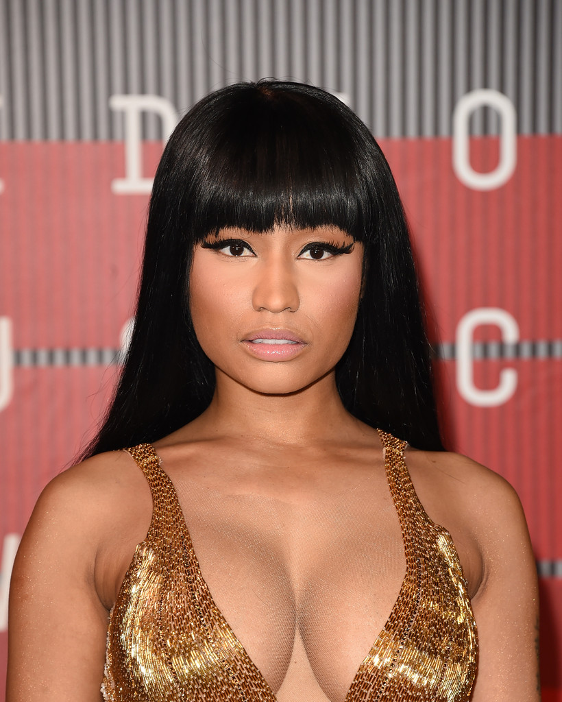 Nicki Minaj Photos Photos - 2015 MTV Video Music Awards ... кэти перри