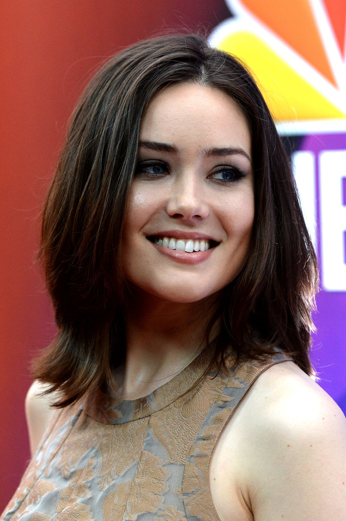 Megan Boone Megan Boone Photos The 2015 NBC Upfront