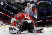 Ryan Callahan and Corey Crawford Photos Photo