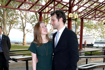 Chelsea Clinton 2015 Statue of Liberty-Ellis Island Foundation's Gala in the Great Hall