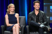 Laura Regan and Nick Zano Photos Photo