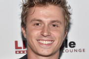 "Actor Kenny Wormald attends ""The Girl In The Photographs"" reception during the 2015 Toronto International Film Festival at the Adelaide West Hotel  on September 14, 2015 in Toronto, Canada."