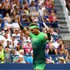 Rafael Nadal Photos - Rafael Nadal of Spain reacts after defeating Diego Schwartzman of Argentina during their Men's Singles Second Round match on Day Three of the 2015 US Open at the USTA Billie Jean King National Tennis Center on September 2, 2015 in the Flushing neighborhood of the Queens borough of New York City. - 2015 U.S. Open - Day 3