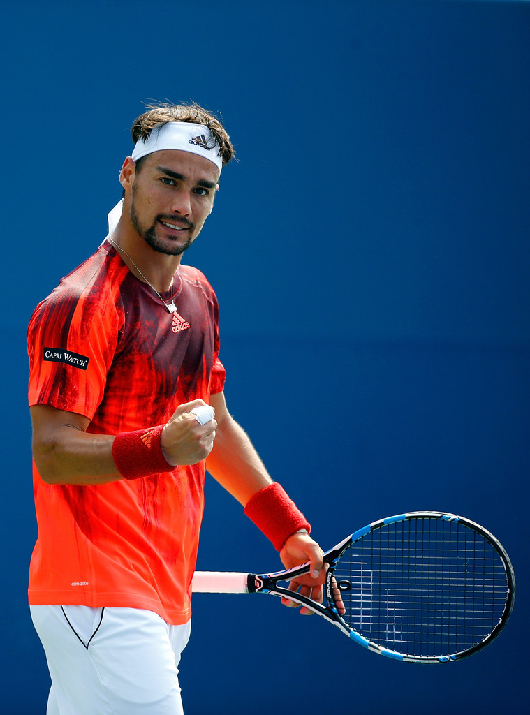 fabio fognini - photo #2
