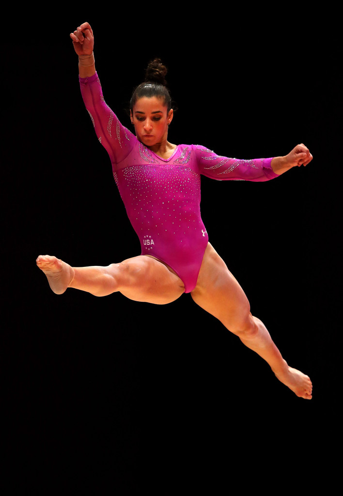Aly Raisman Photos 2015 World Artistic Gymnastics