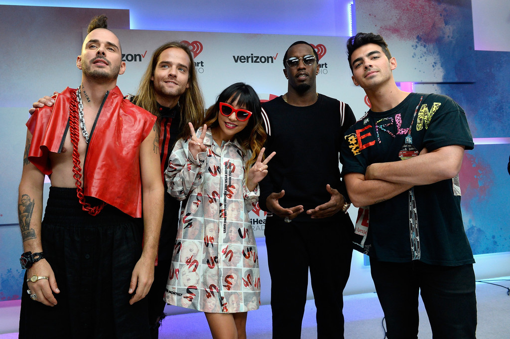 7123f7476246b Cole Whittle Photos»Photostream · Main · Articles · Pictures · 2015 iHeartRadio  Music Festival - Night 2 - Backstage