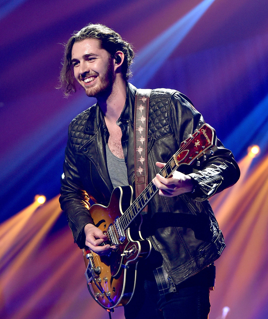 Hozier speaks out against domestic violence through ...  |Hozier Musician