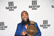Rapper Pastor Troy attends the 2016 BMI R&B/Hip-Hop Awards at Woodruff Arts Center on September 1, 2016 in Atlanta, Georgia.