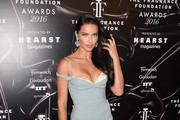 Adriana Lima - Best Dressed at the 2016 Fragrance Foundation Awards
