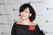 Karen Duffy attends the 2016 Freedom For All Gala at The Top of The Standard on May 11, 2016 in New York City.