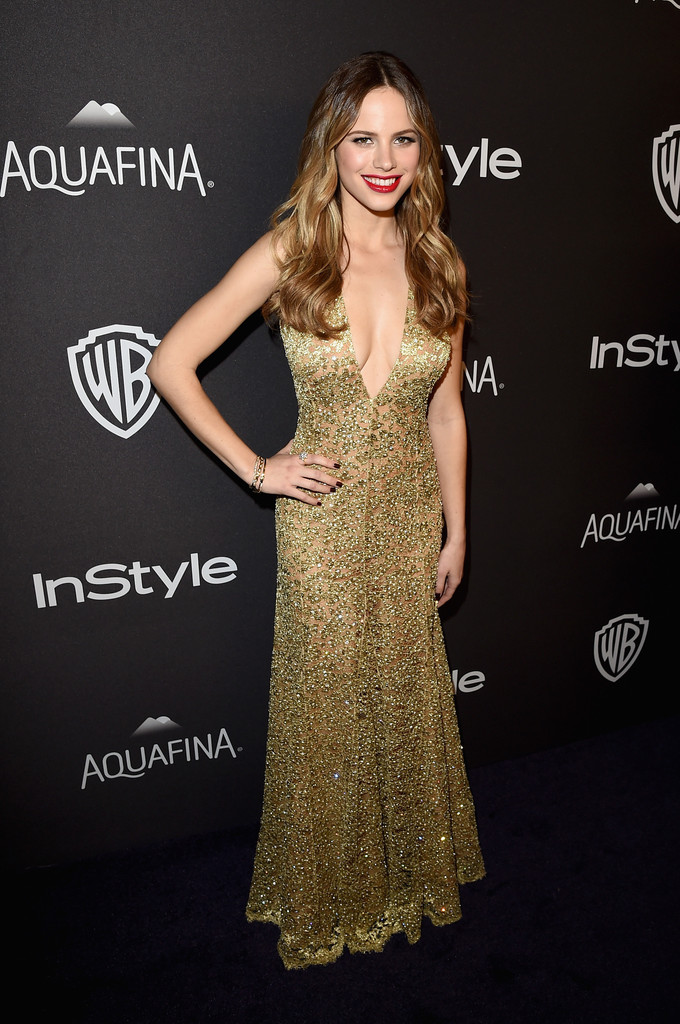 Halston Sage Photos Photos The 2016 Instyle And Warner