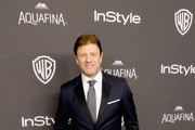 Actor Sean Bean arrives at the 2016 InStyle And Warner Bros. 73rd Annual Golden Globe Awards Post-Party - Arrivals at The Beverly Hilton Hotel on January 10, 2016 in Beverly Hills, California.