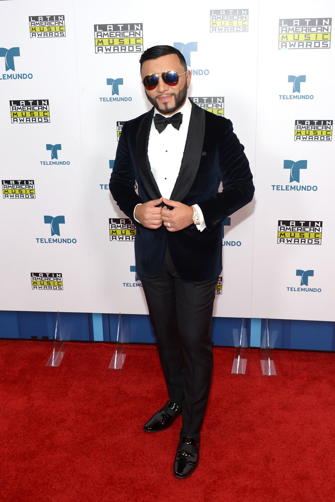 Alex Sensation In 2016 Latin American Music Awards