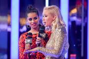Liz Trinnear and Lilly Singh Photos Photo