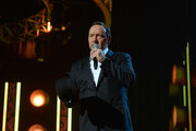 Actor Kevin Spacey speaks onstage during the 2016 MusiCares Person of the Year honoring Lionel Richie at the Los Angeles Convention Center on February 13, 2016 in Los Angeles, California.