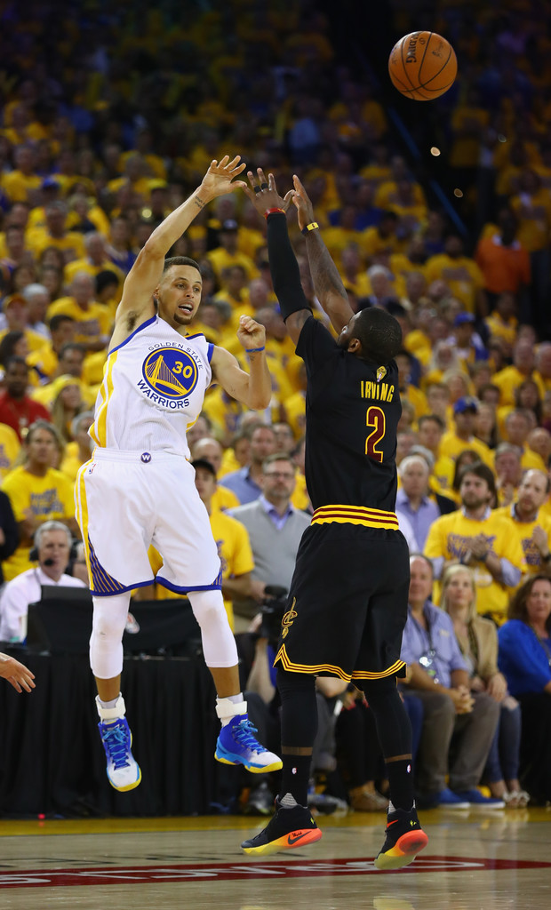 Kyrie Irving Photos - 2016 NBA Finals - Game Five - 802 of 1963 - Zimbio