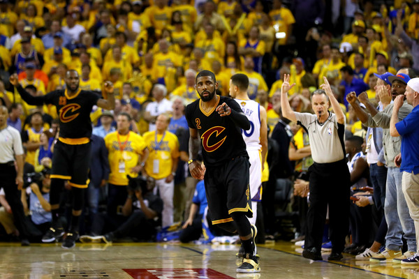 Kyrie Irving in 2016 NBA Finals - Game Seven - Zimbio