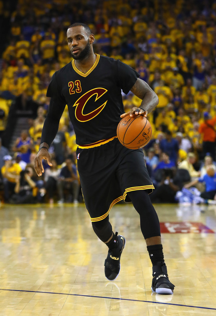 Cleveland Cavaliers News >> LeBron James Photos Photos - 2016 NBA Finals - Game Seven - Zimbio