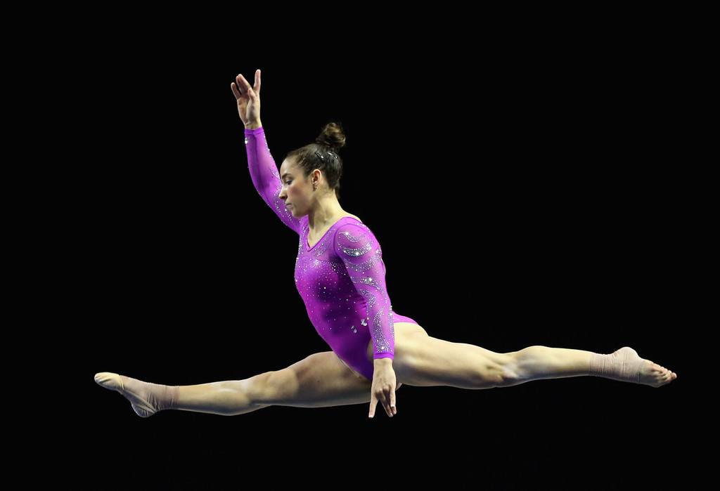 Aly Raisman Photos 2016 Pacific Rim Gymnastics