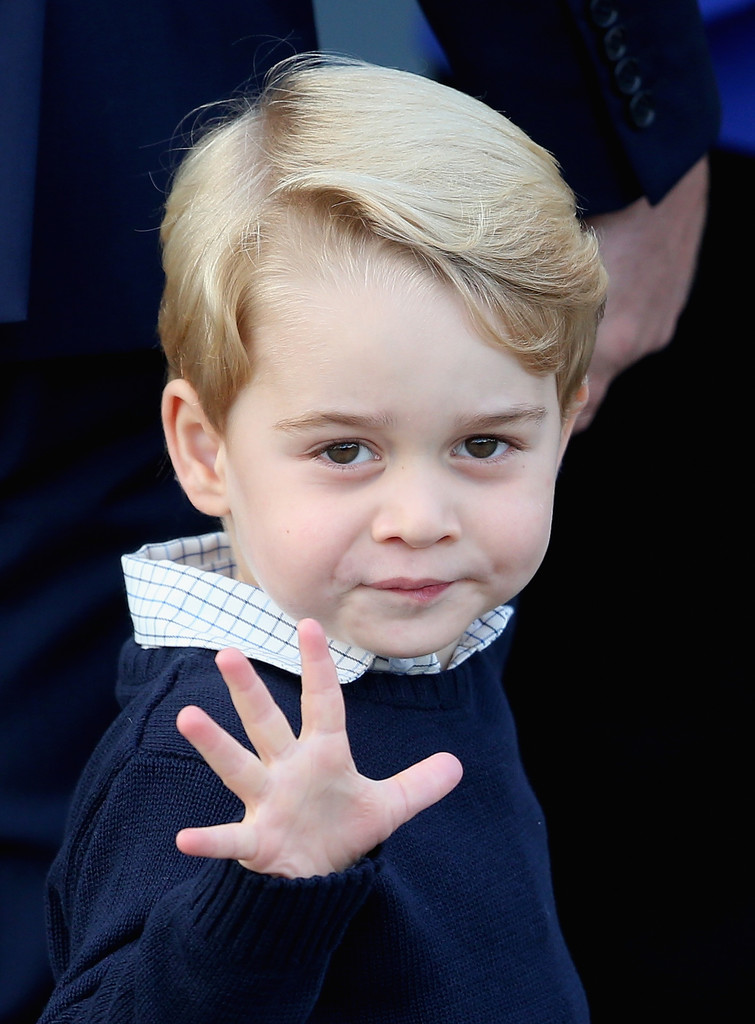 Prince George Photos»Photostream2016 Royal Tour To Canada Of The Duke And Duchess Of Cambridge - Victoria, British Columbia