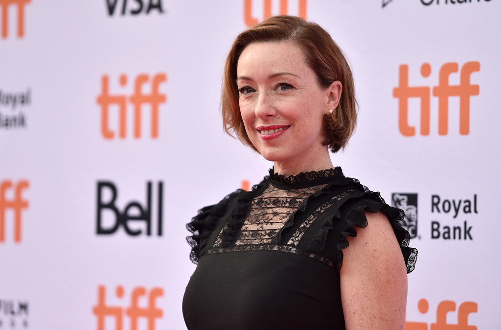 Molly Parker Photos Photos - 2016 Toronto International ...