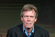 Actor Hugh Laurie speaks onstage during The Night Manager panel as part of the AMC Networks portion of This is Cable 2016 Television Critics Association Winter Tour at Langham Hotel on January 8, 2016 in Pasadena, California.