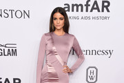 Model Sofia Resing attends 2016 amfAR New York Gala at Cipriani Wall Street on February 10, 2016 in New York City.