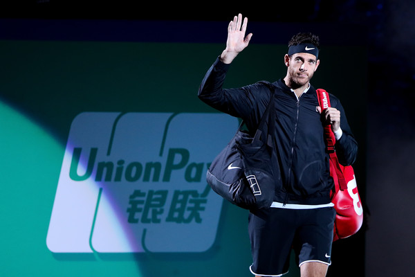 Juan Martin del Potro boosts London chances by retaining Stockholm Open title