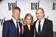 (L-R) Producer Jeff Franklin, actor Candace Cameron-Bure and composer Bennett Salvay at the 2017 Broadcast Music, Inc (BMI) Film, TV & Visual Media Awards at the Beverly Wilshire Hotel on May 10, 2017 in Beverly Hills, California.