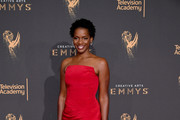 Kelsey Scott attends day 2 of the 2017 Creative Arts Emmy Awards on September 10, 2017 in Los Angeles, California.